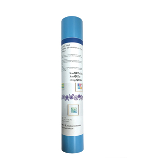 Brother ScanNCut SDX125 Adhesive Craft Vinyl Roll 6ft-Light Blue