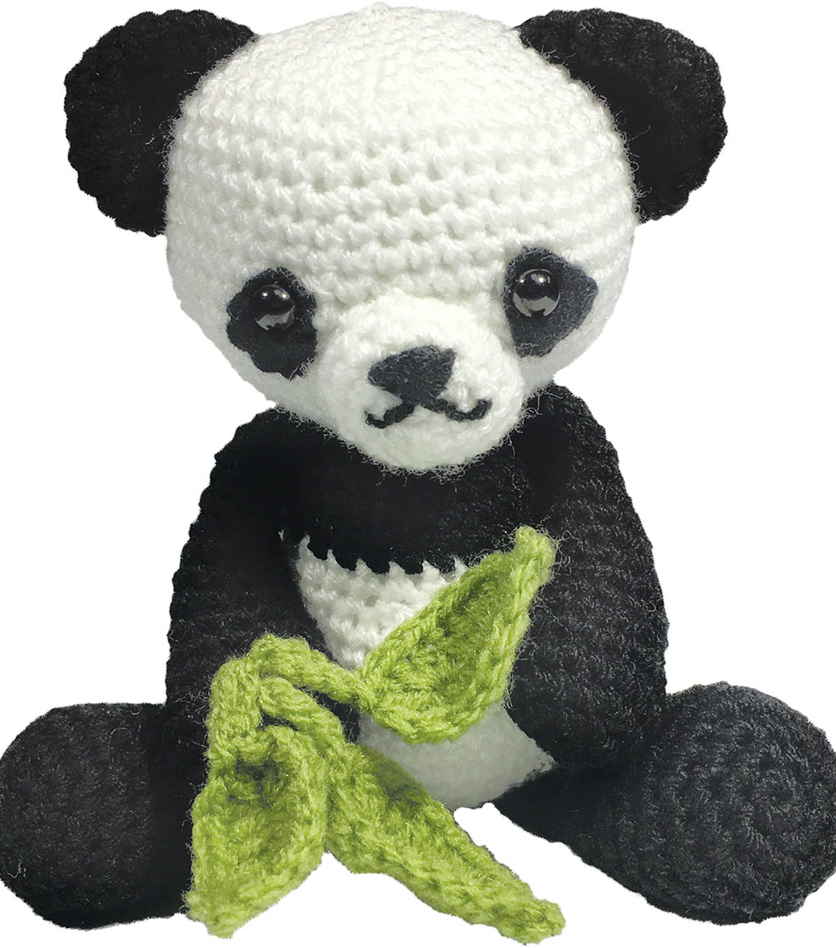 The Crafty Kit Co. Crochet Kit-Patsy Panda