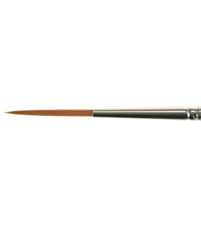 KINGART Radiant Paint Brush-Script Liner