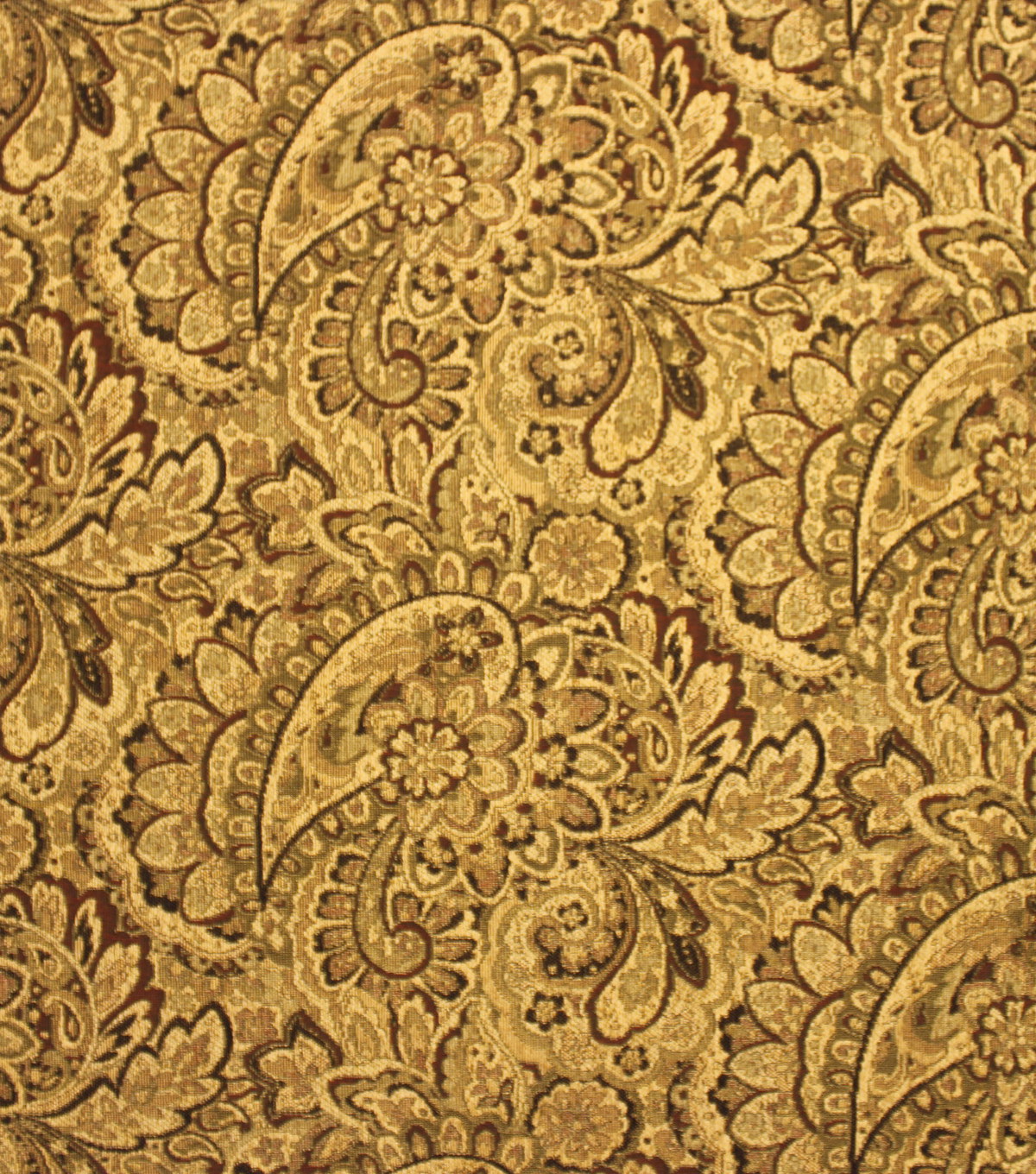 Home Decor 8\u0022x8\u0022 Fabric Swatch-Upholstery Fabric Barrow M6101-5399 Treasure