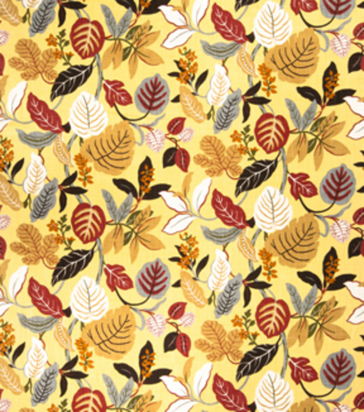 Home Decor 8\u0022x8\u0022 Fabric Swatch-Upholstery Fabric Eaton Square Ingalls Banana