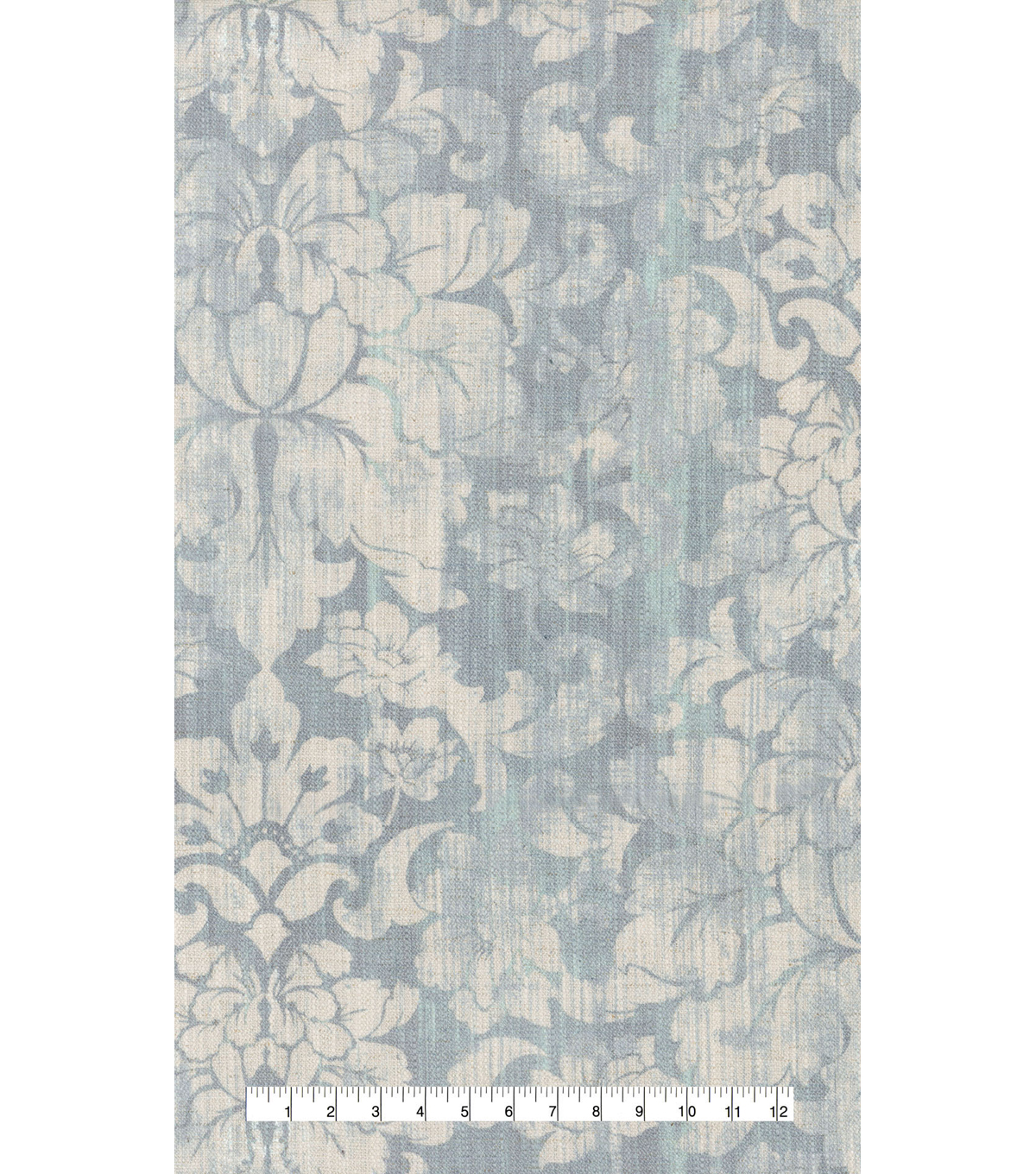 Waverly Upholstery Fabric 13x13\u0022 Swatch-Air Kiss Mist