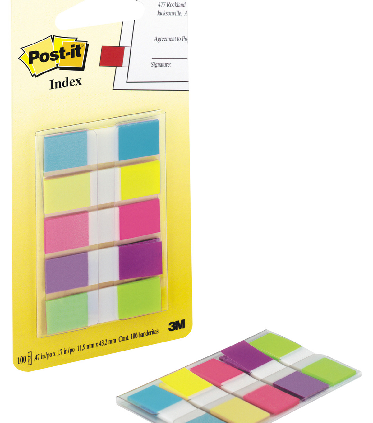 Post-It 5pc Flags