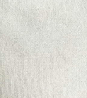 Solid Refined Ponte Knit Fabric Bright White Joann