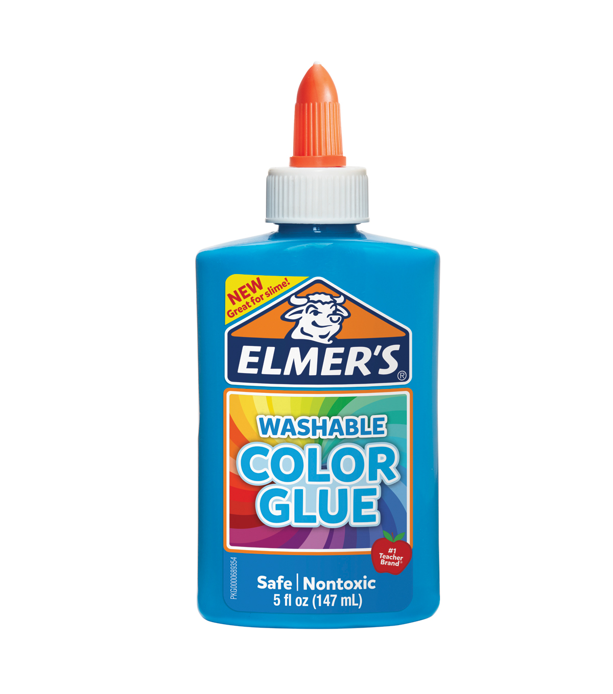 Elmer\u0027s 5 fl. oz. Washable Color Glue-Blue