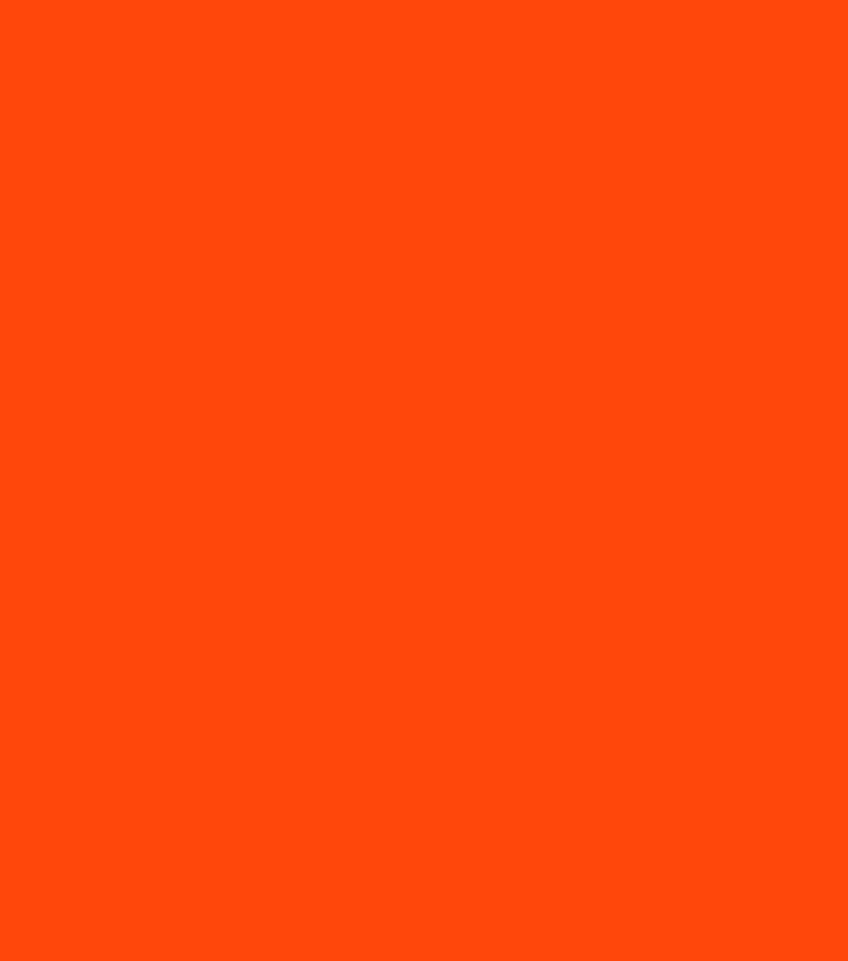 Tf Emb Basic Solid Tangerine