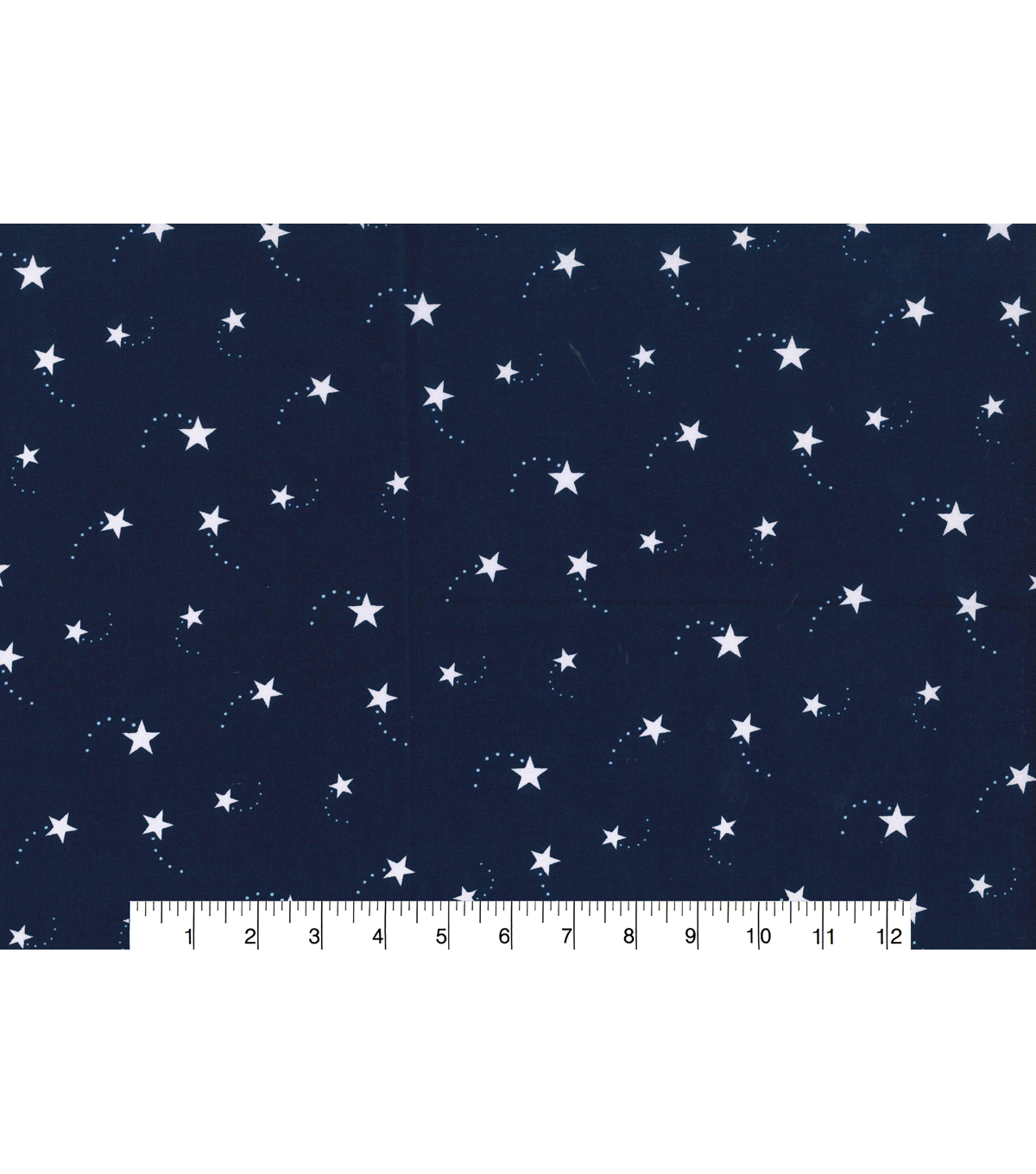 Nursery Cotton Fabric -Love To Moon & Stars Toss