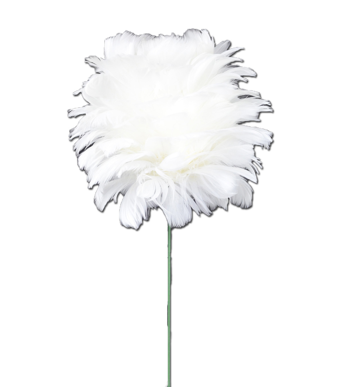 Bloom Room 22\u0022 Open Peony Floral Stem-White