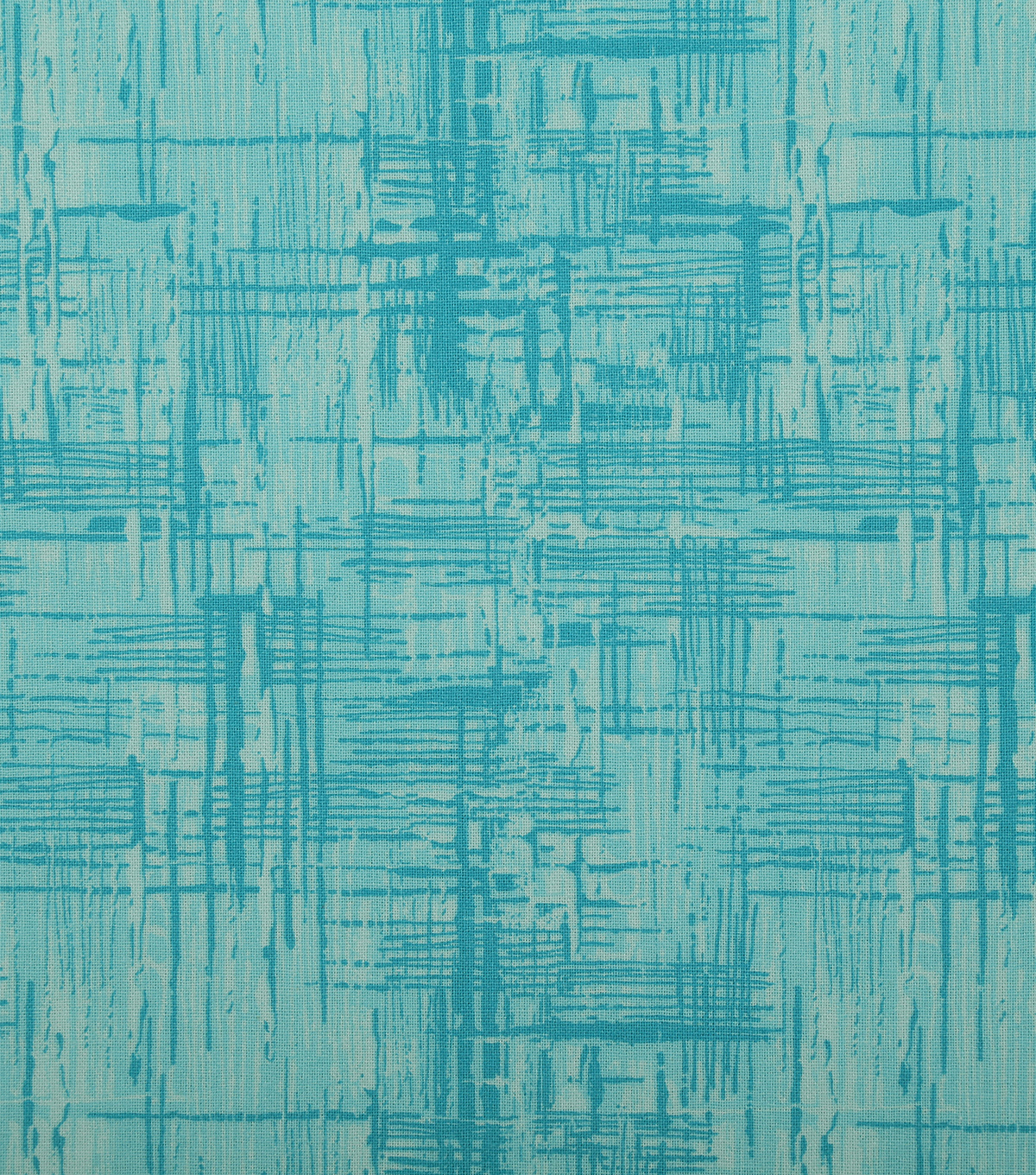 Wide Quilt Cotton Backing Fabric 108 Blue Radiance Crosshatch Joann