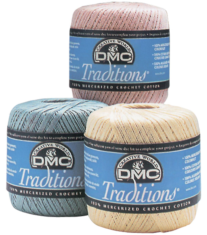Dmc Traditions Crochet Cotton Size 10 Joann