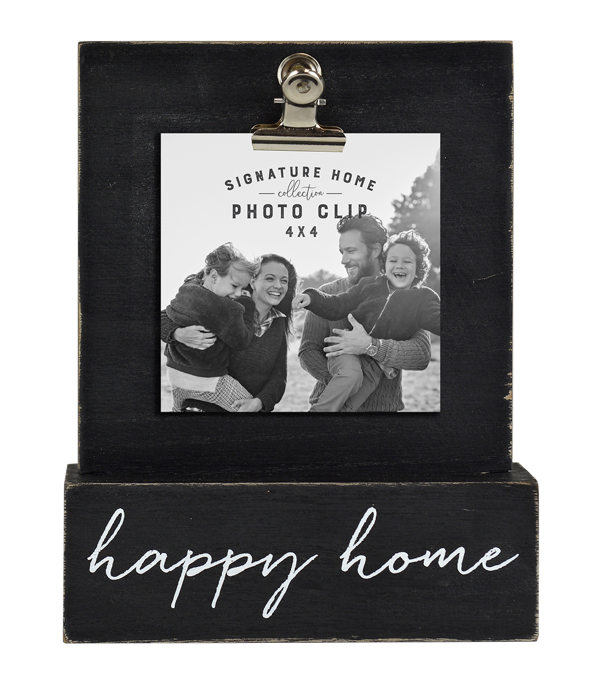 Pocket Frame with Clip-Happy Home