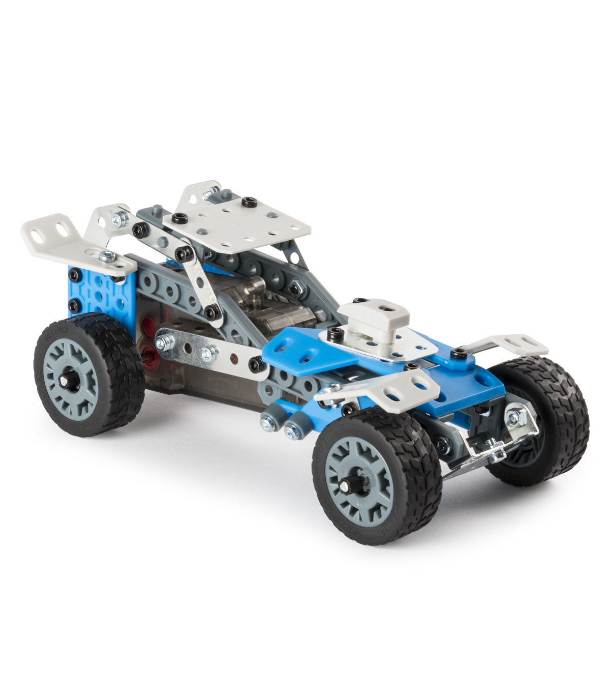 Meccano 10-in-1 Rally Racer Model Vehicle Building Kit