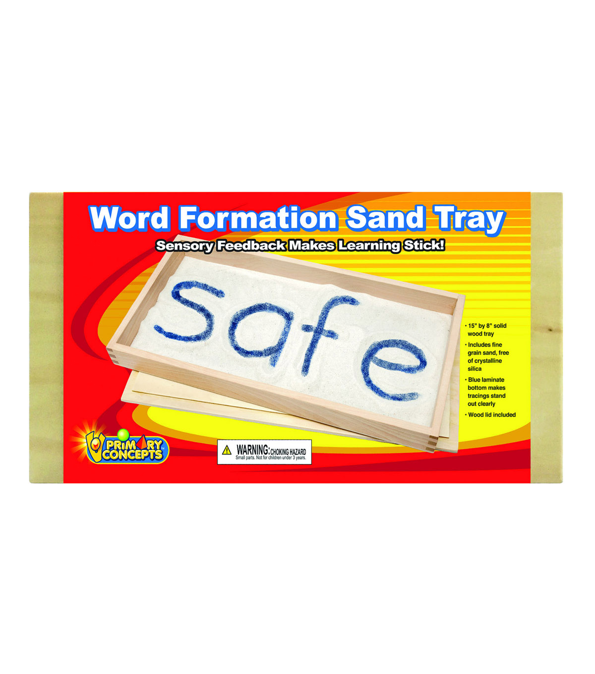 Primary Concepts Word Formation Sand Tray