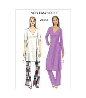 Vogue Patterns Misses Casual-V9159