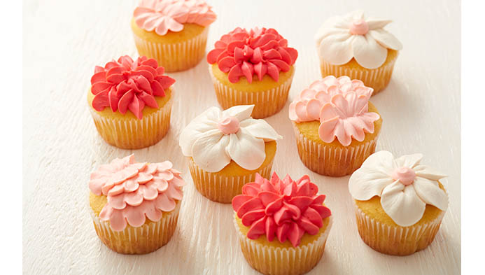 August Cupcake Of The Month