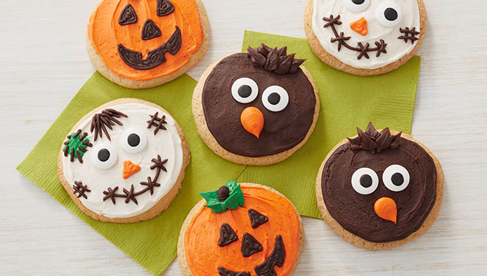 Kids' Halloween Treats