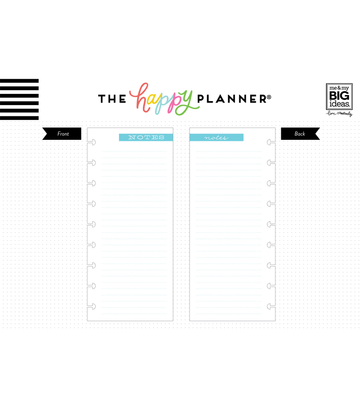 The Happy Planner Paper