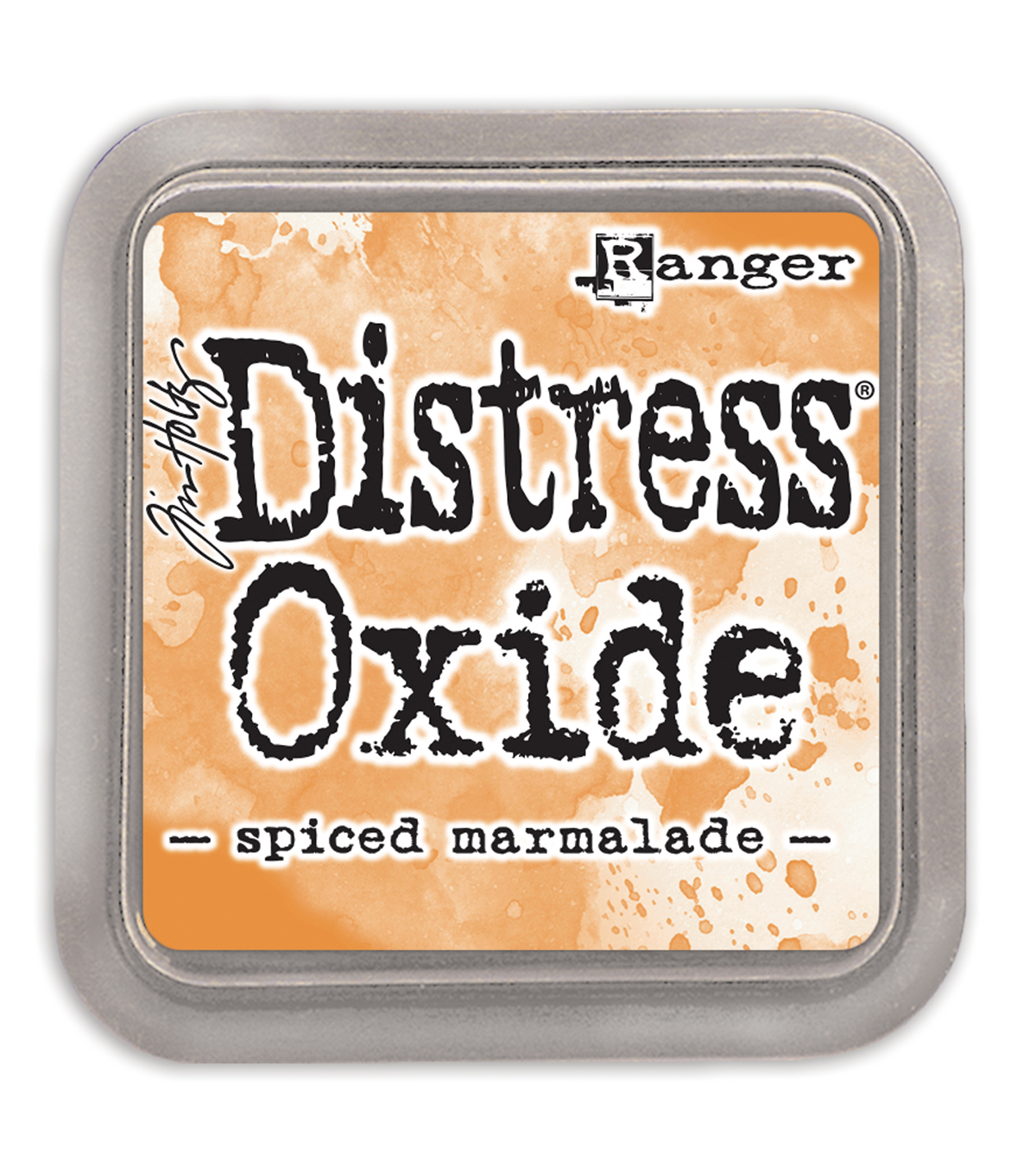Tim Holtz Distress Oxide Ink Pad, Spiced Marmalade