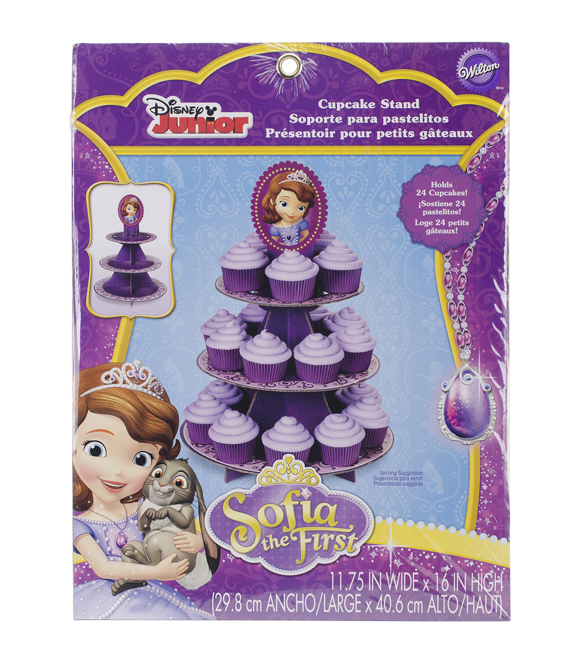 Treat Stand-Sofia The First