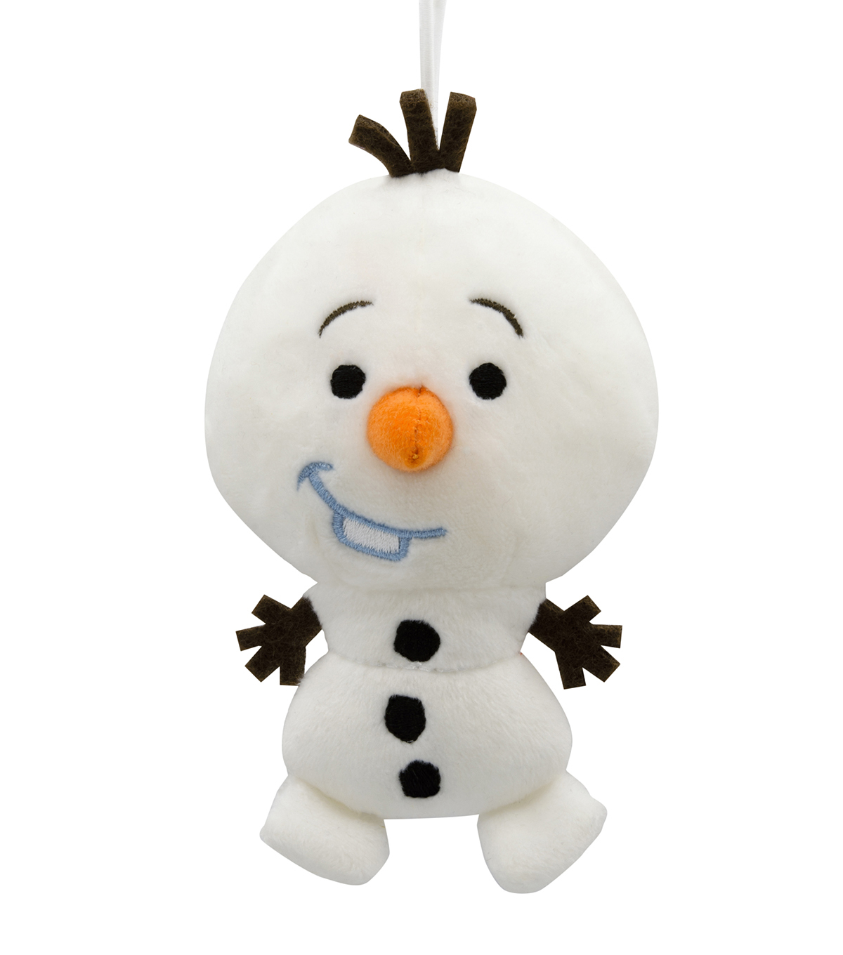 Hallmark Ornament-Cut And Sewn Small Star Olaf