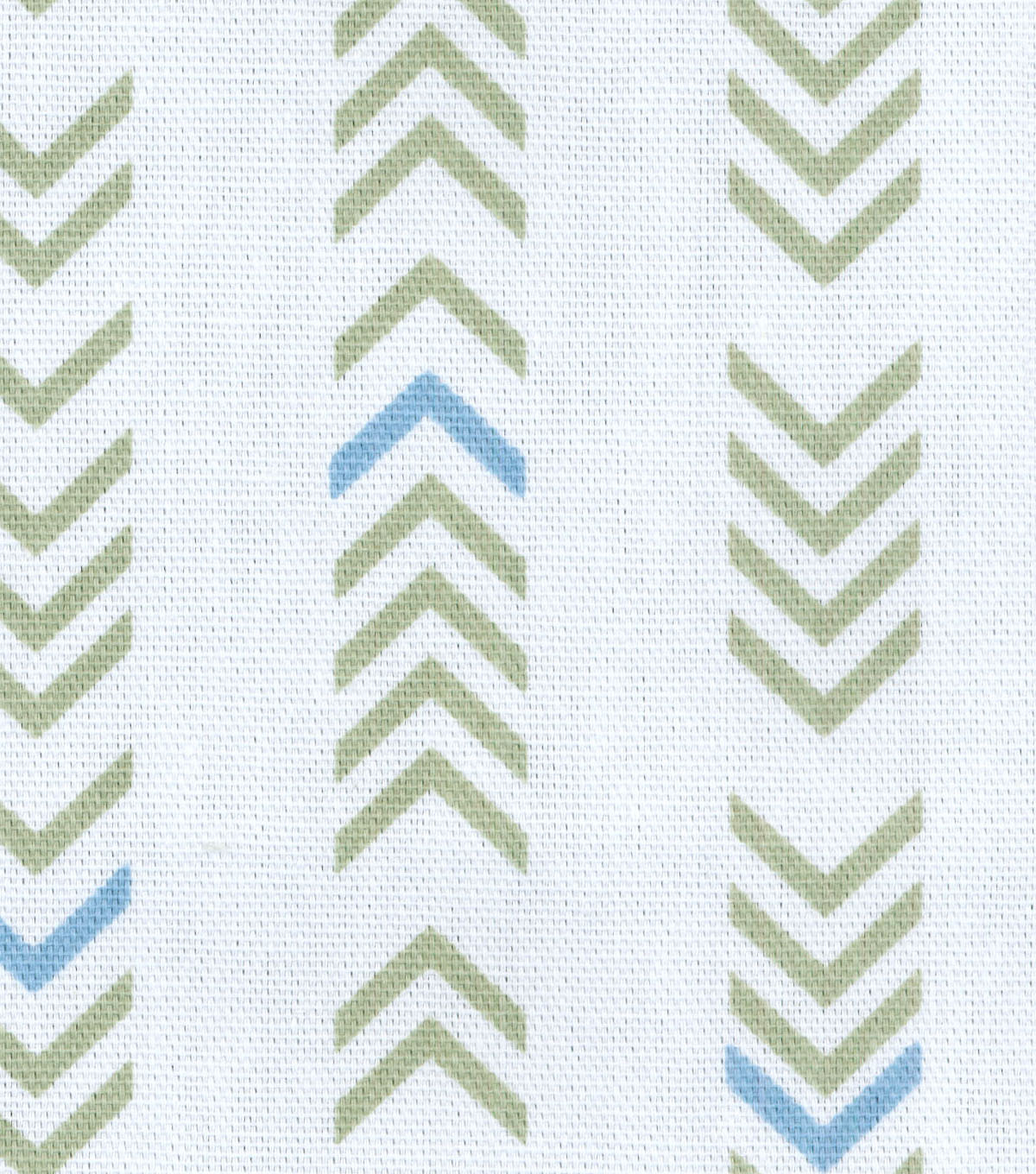 Home Essentials Decor Fabric-Up And Down Sage