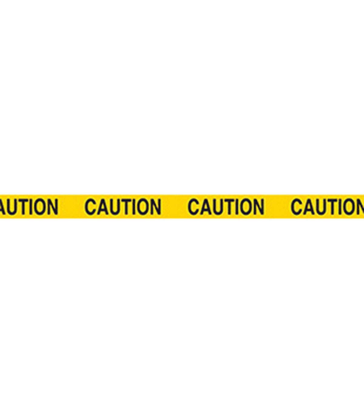 Decoration Tape Pen-Caution Tape