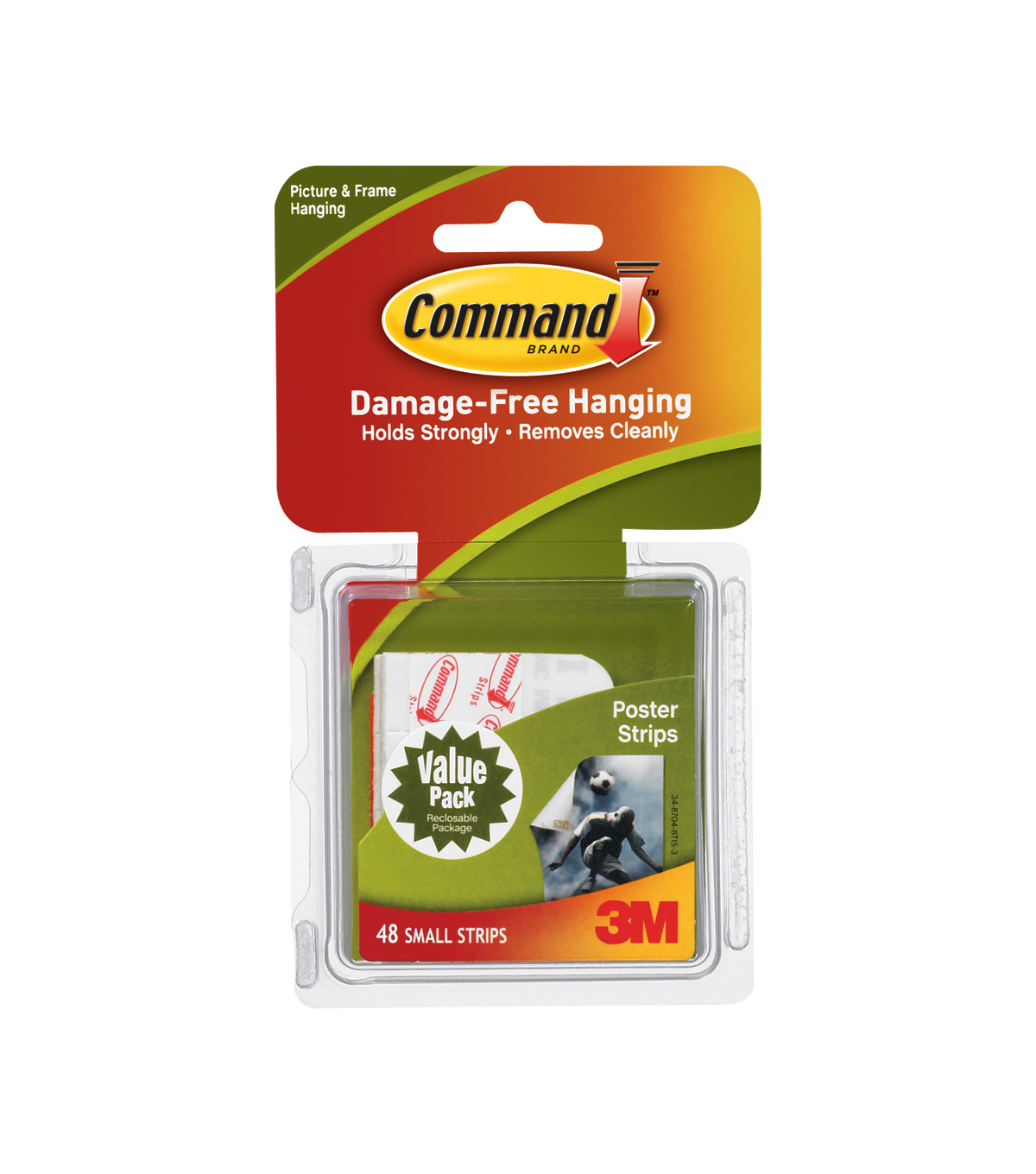 Command Poster Strips Value Pack