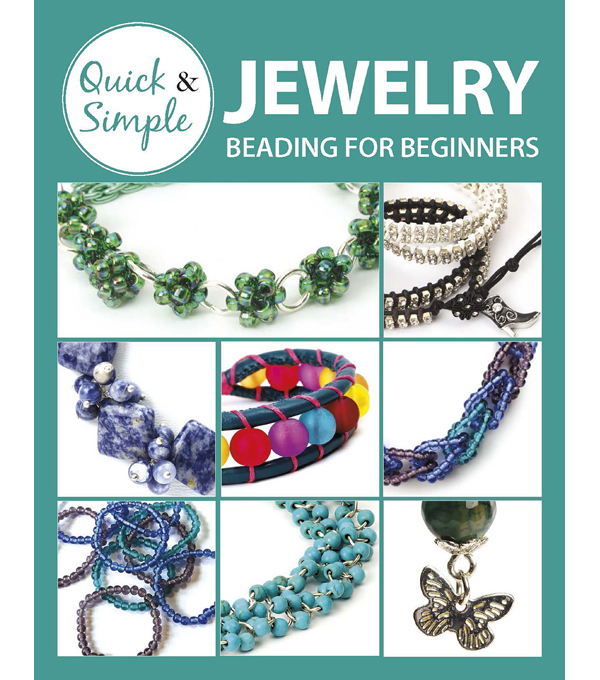 Leisure Arts Quick and Simple Jewelry Beadings