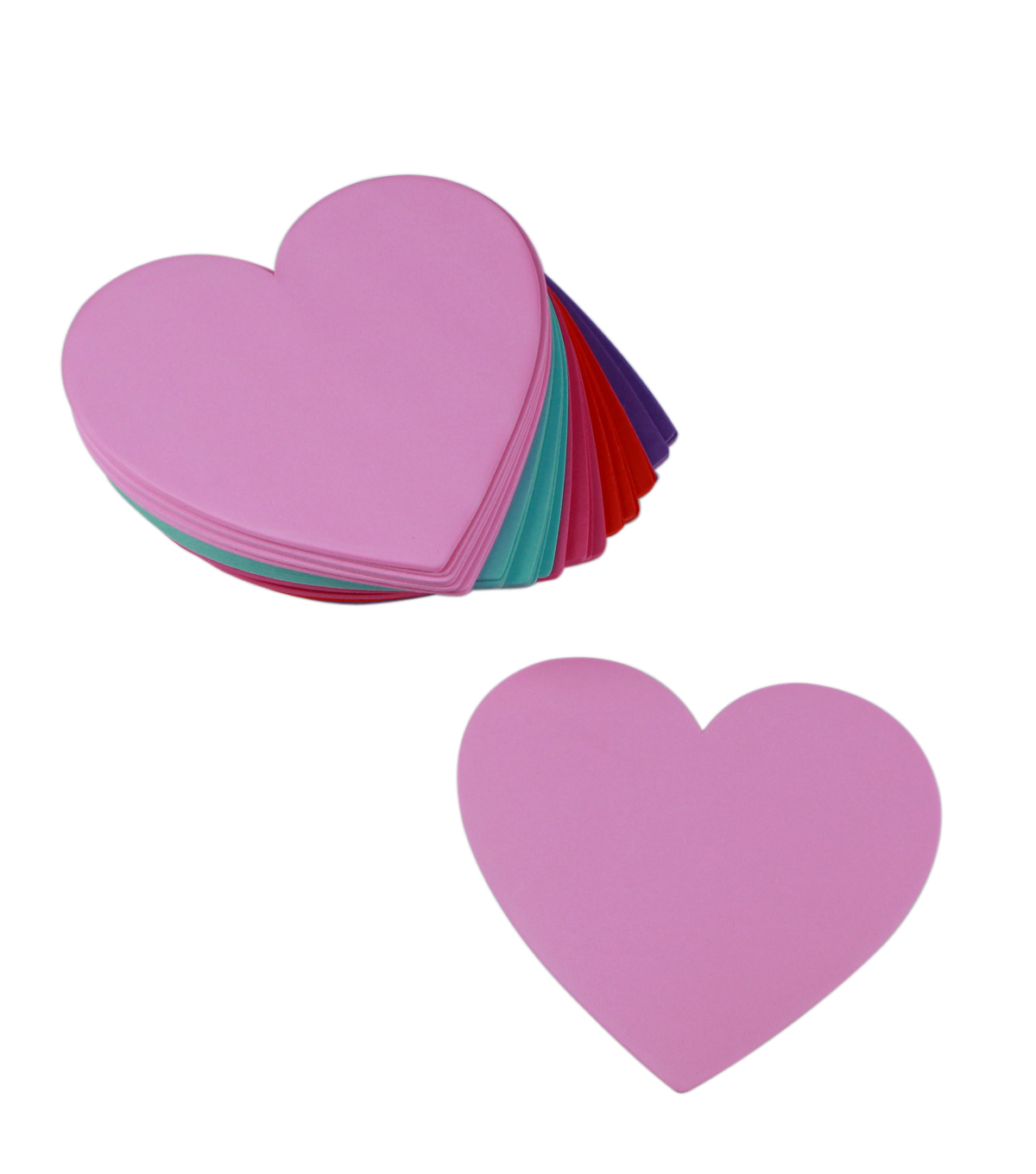 Little Makers 36Pc 6\u0027\u0027 Value Pack-Hearts