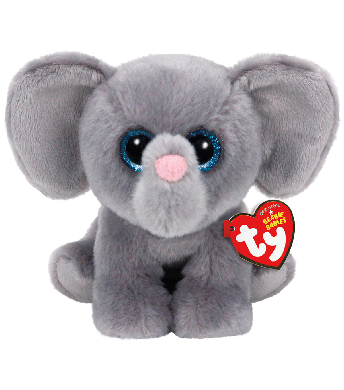 Ty Beanie Babies Whopper The Elephant Plush  09b37c82b2c