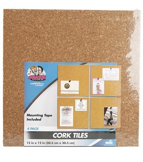 The Board Dudes Cork Tiles Joann