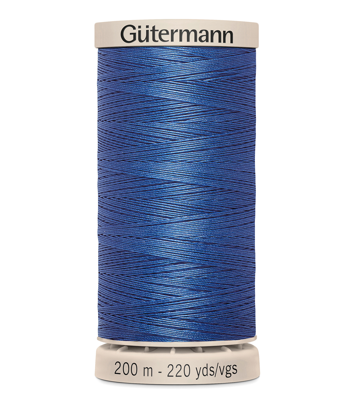 Gutermann Hand Quilting Thread 200 Meters (220 Yrds)-Primary, Royal#5133