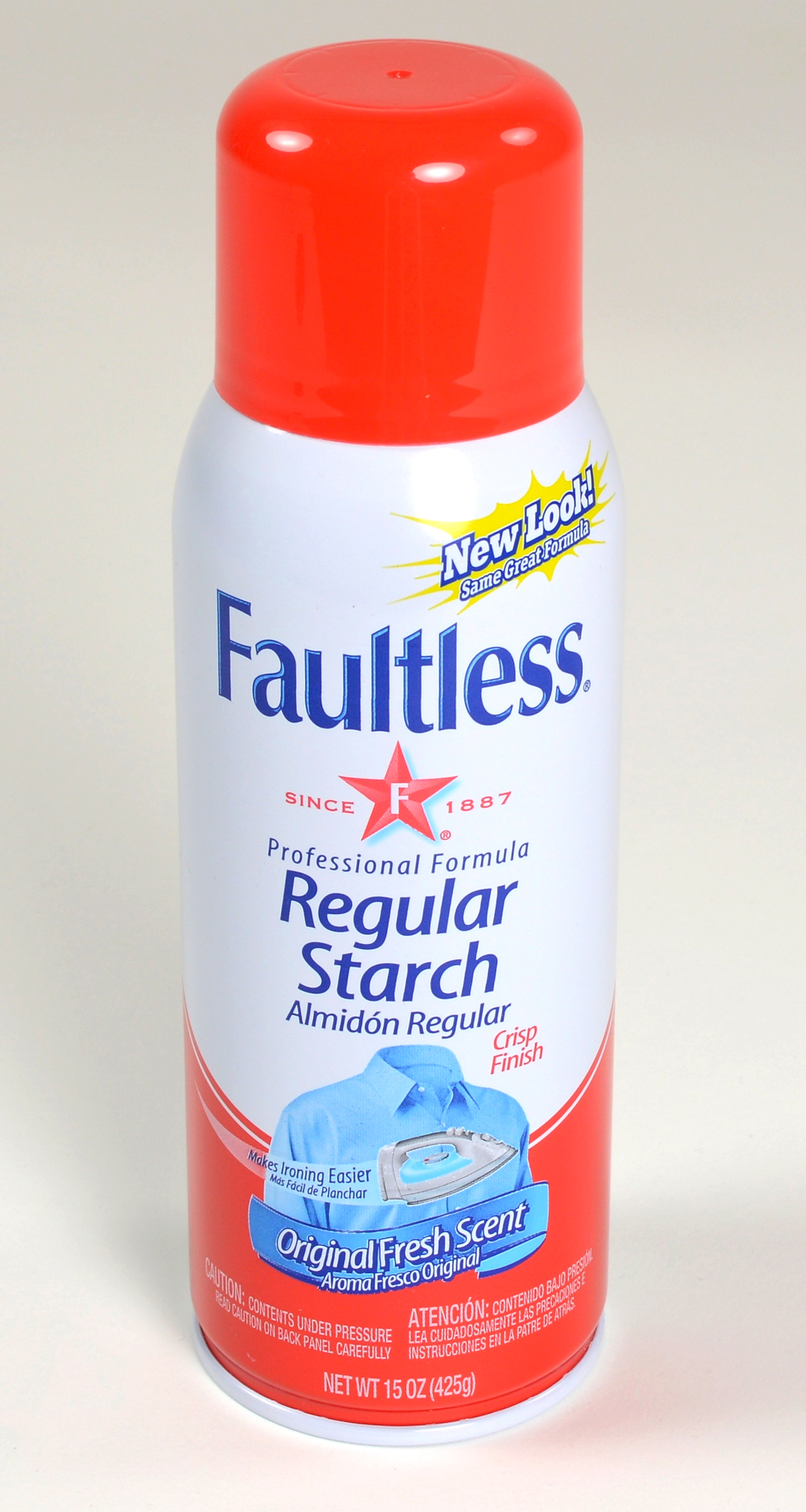 Faultless Spray Starch