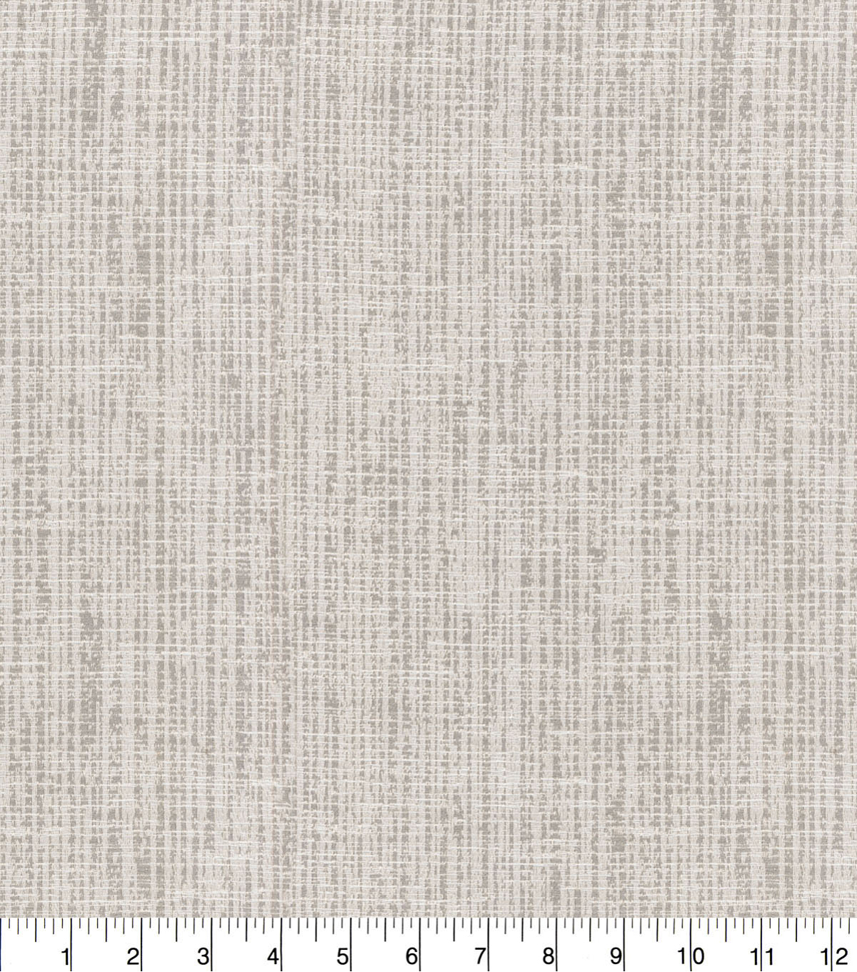 Studio NYC Lightweight Décor Fabric 9\u0022x9\u0022 Swatch-Shore Platinum