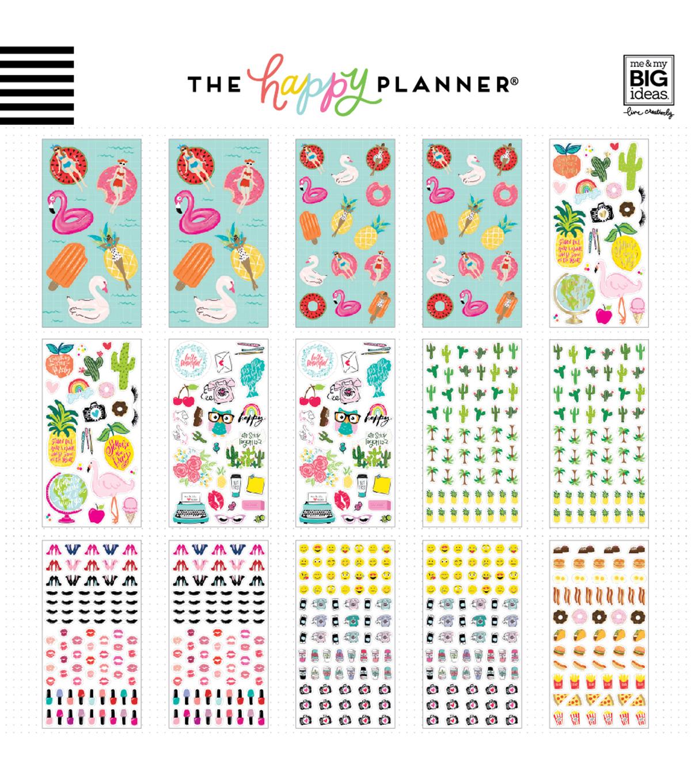 The Happy Planner Mega Value Sticker Pack