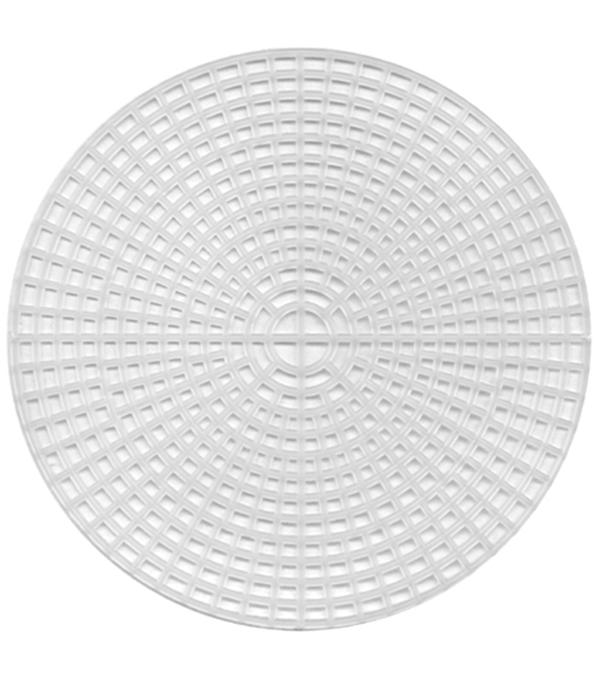 Plastic Canvas Circle 7 Count 6\u0022 Diameter