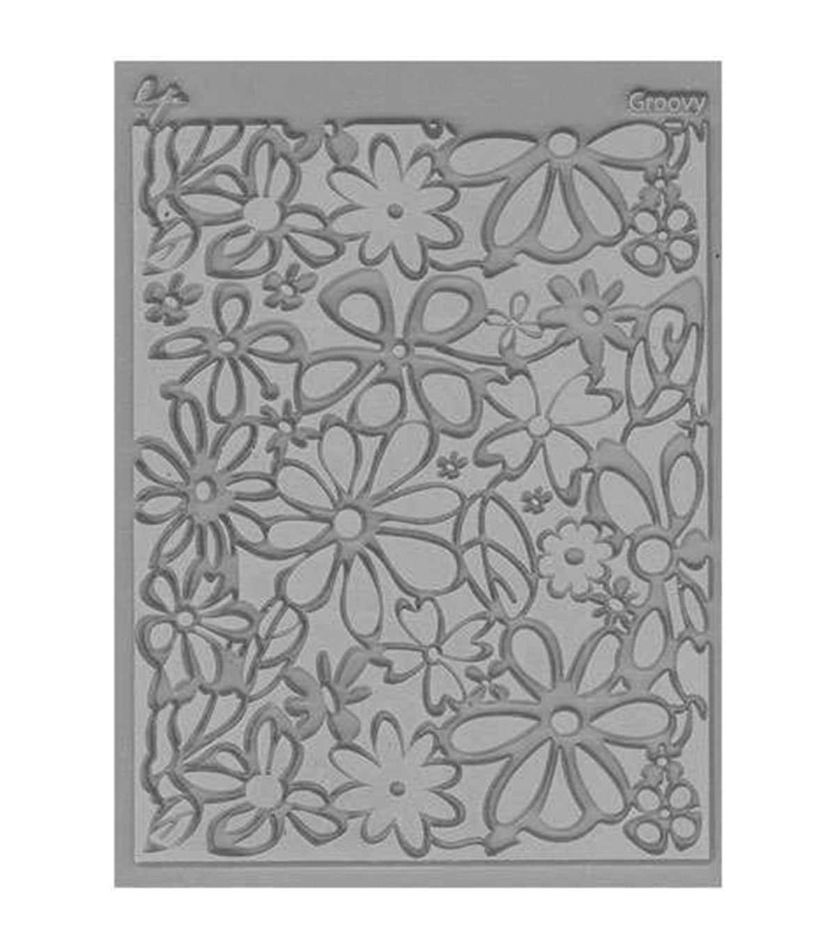 Great Create Pavelka Texture Stamp - Groovy