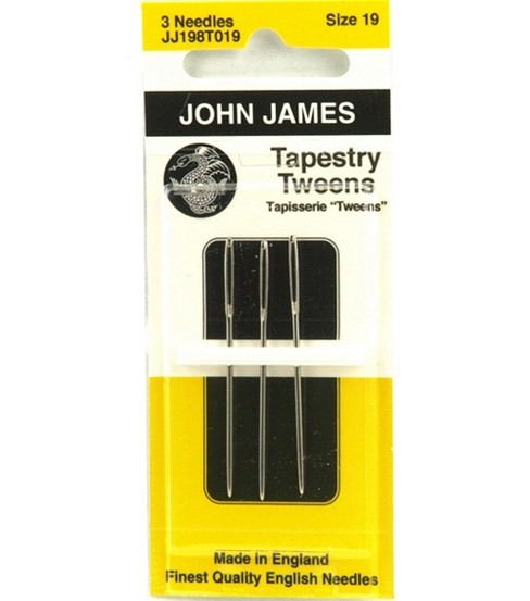 Tapestry Tweens Hand Needles-Many Sizes