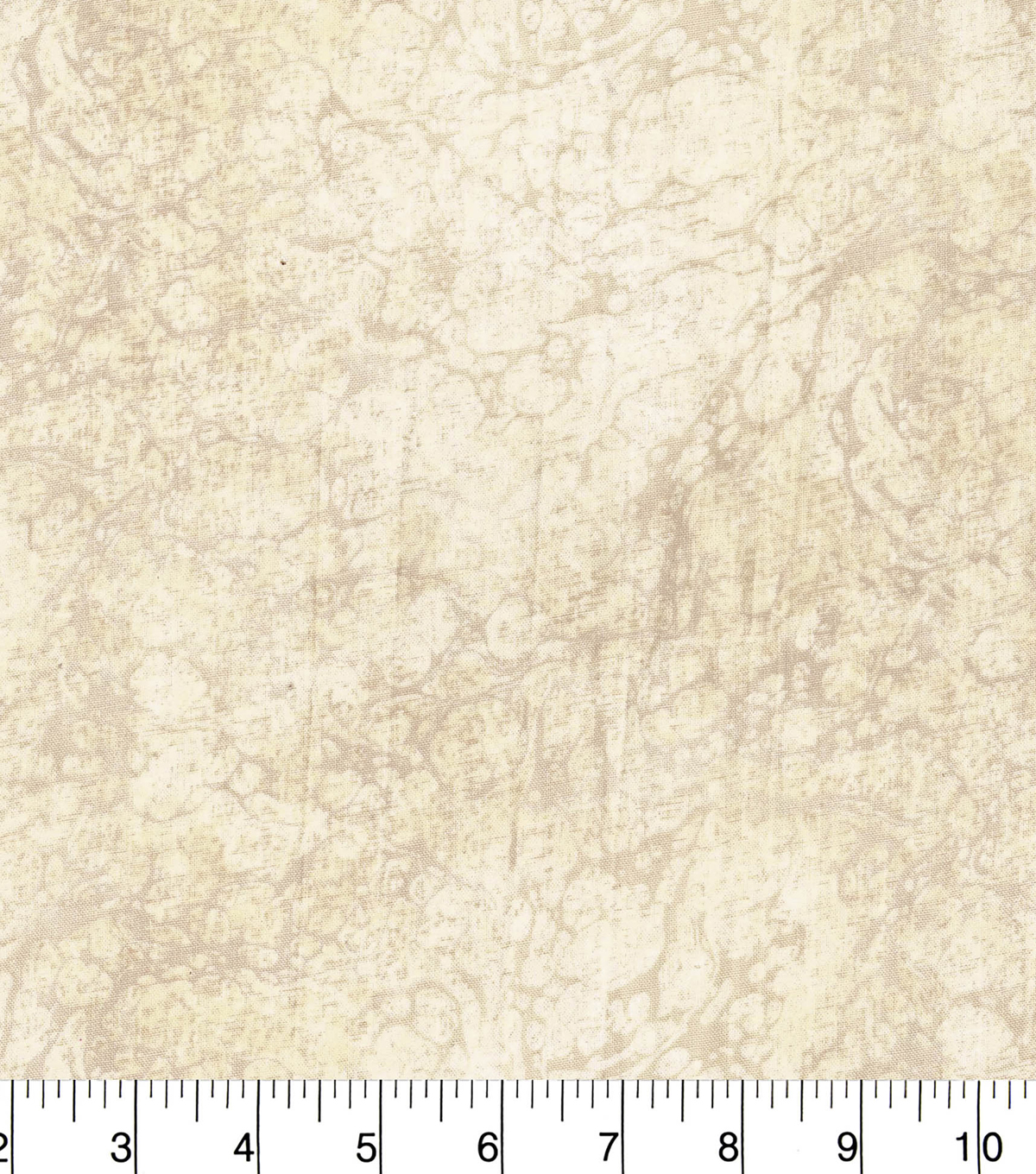 Premium Wide Cotton Fabric 108\u0022-Water Drops Cream
