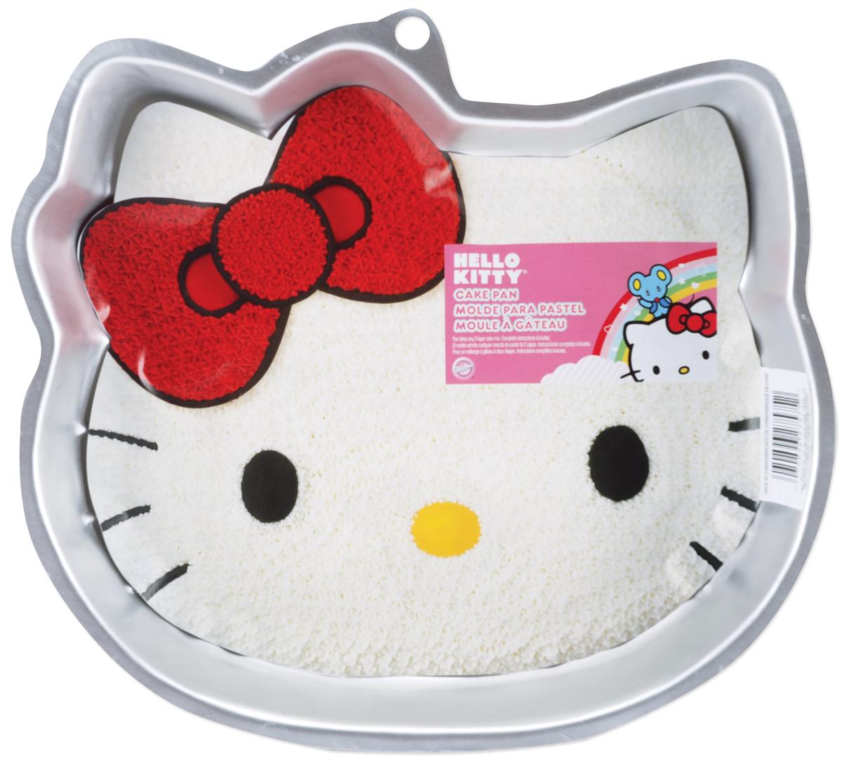 Hello Kitty Cake Pan Baking Supplies Joann