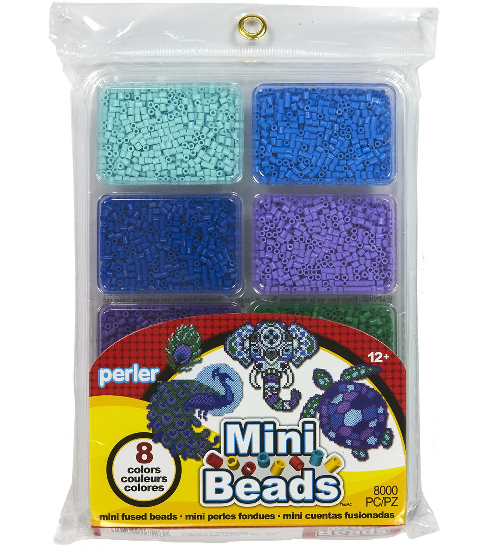 Perler Mini Beads Tray Cool