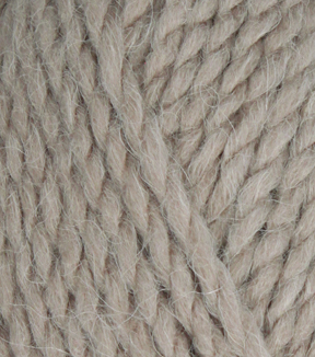 Buttercream Luxe Craft Alpaca Solids Yarn, Taupe
