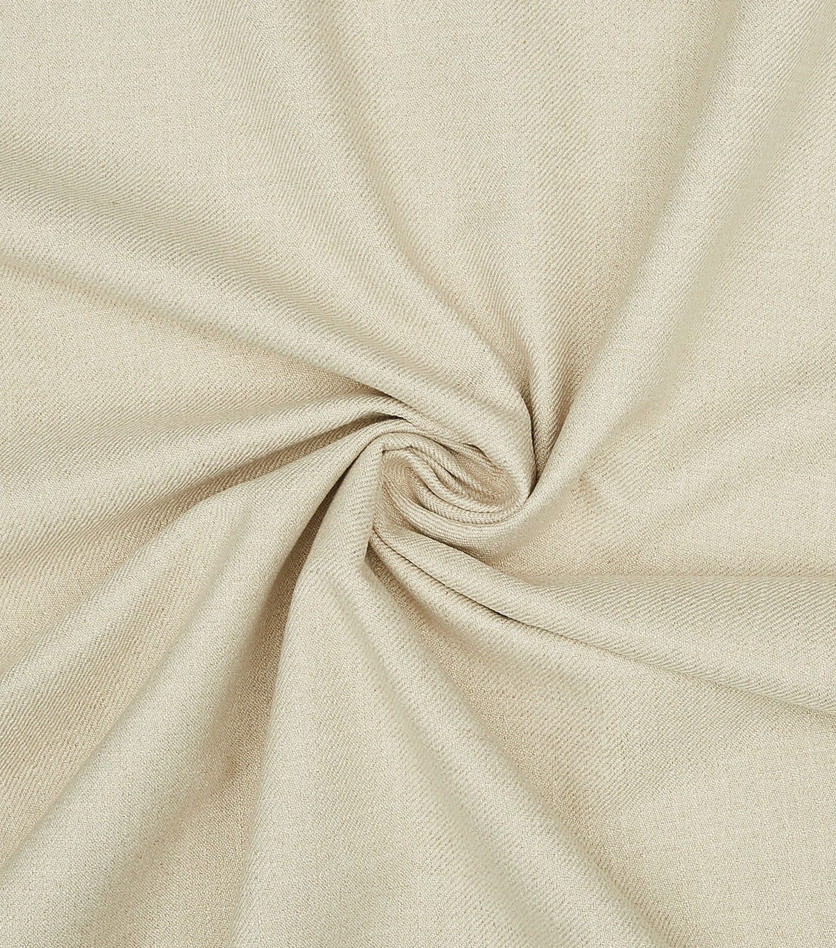 Multi-Purpose Decor Heavy Faux Linen Fabric-Cream