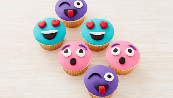 Kids' January Cupcake Of The Month