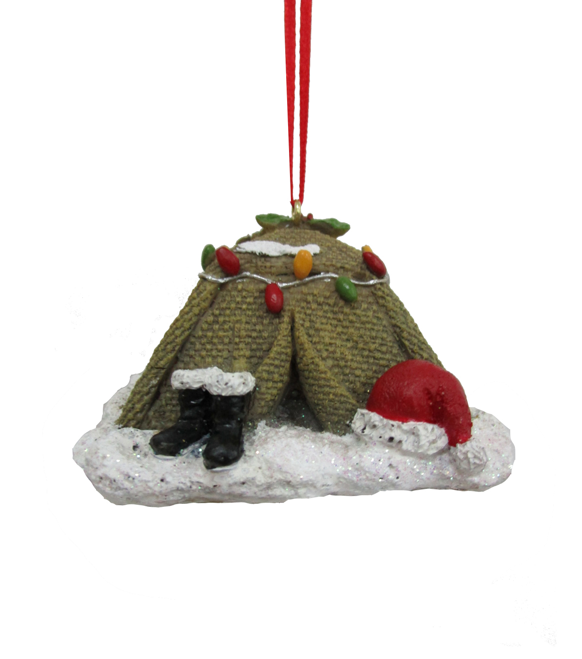 Maker\u0027s Holiday Christmas Campers Ornament