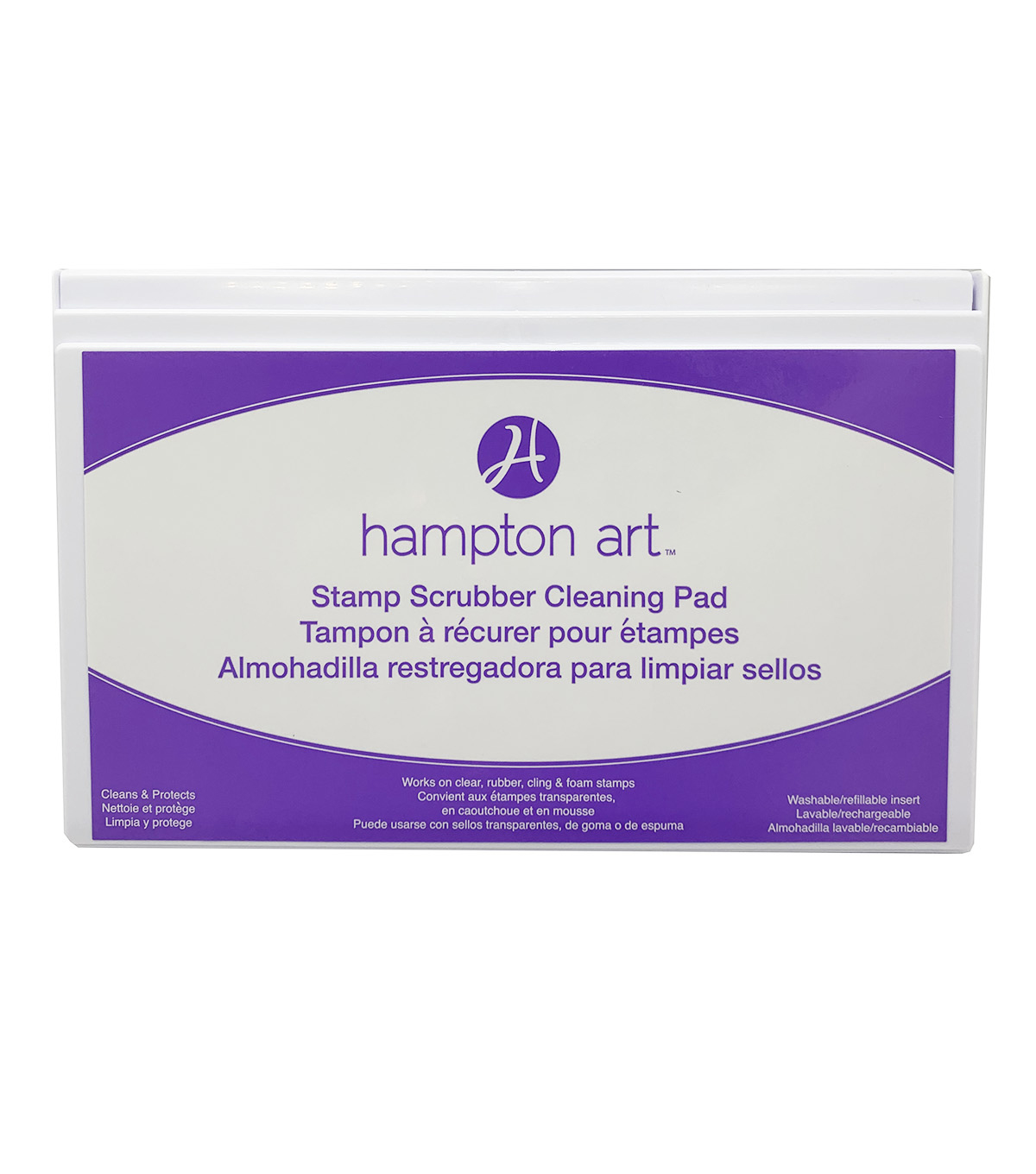 Hampton Art Stamp Scrubber