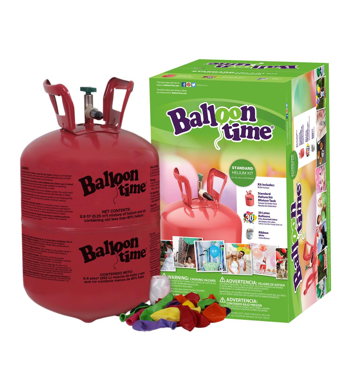 Balloon Time Standard Helium Kit | JOANN