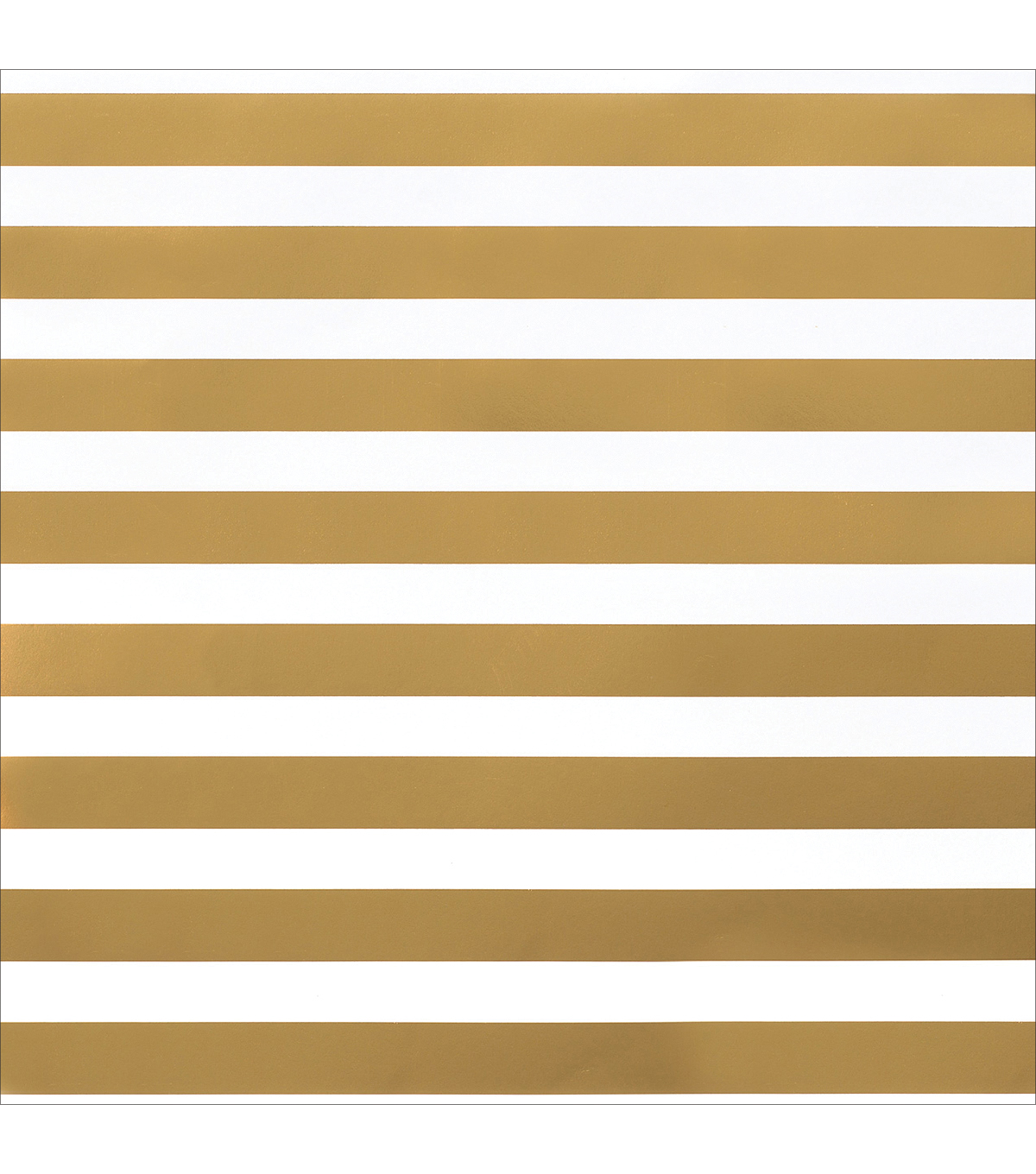 American Crafts Diy 2 Thick Stripe On White Specialty Cardstock