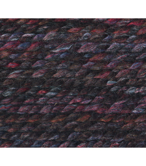 Lion Brand Wool-Ease Thick And Quick Yarn, Blackstone