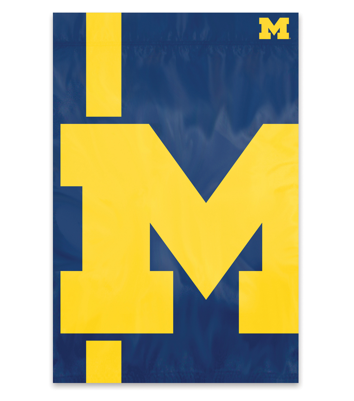 University of Michigan Wolverines Bold Logo Banner